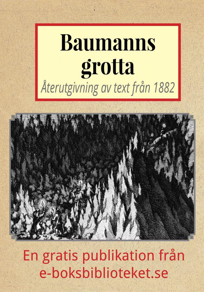 Book Cover: Skildring av Baumanns grotta