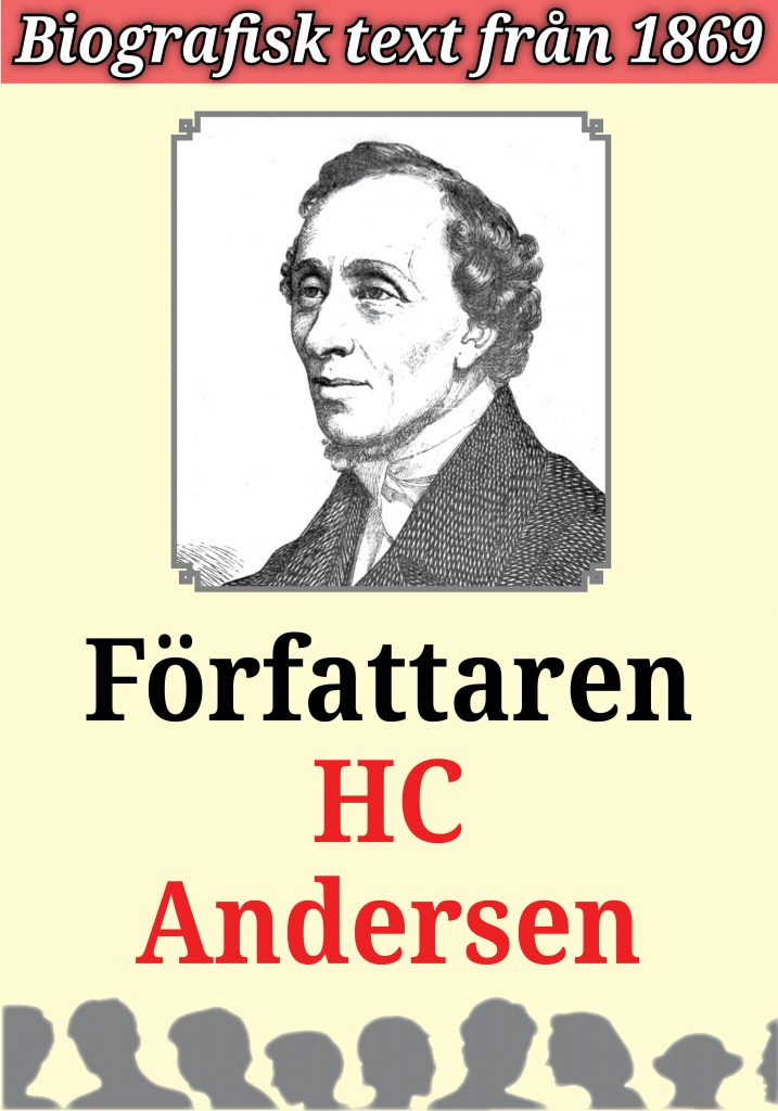 Book Cover: Biografi: Författaren HC Andersen