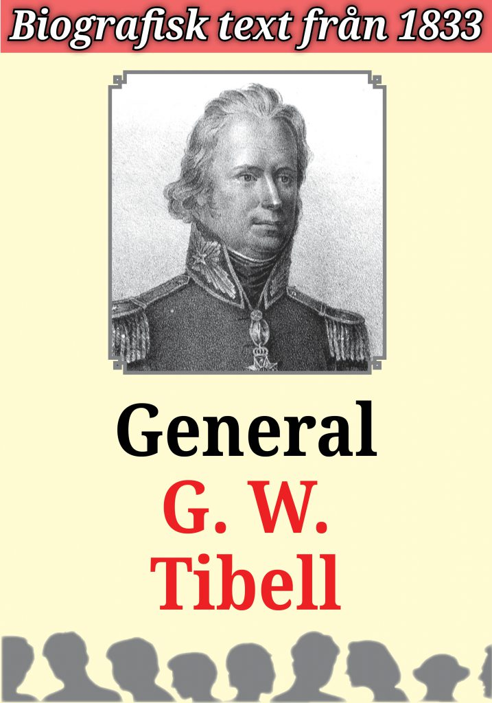 Book Cover: Biografi General Tibell