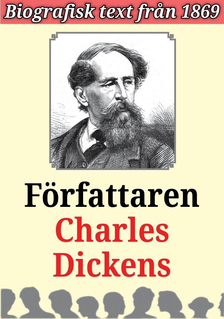 Book Cover: Biografi: Författaren Charles Dickens