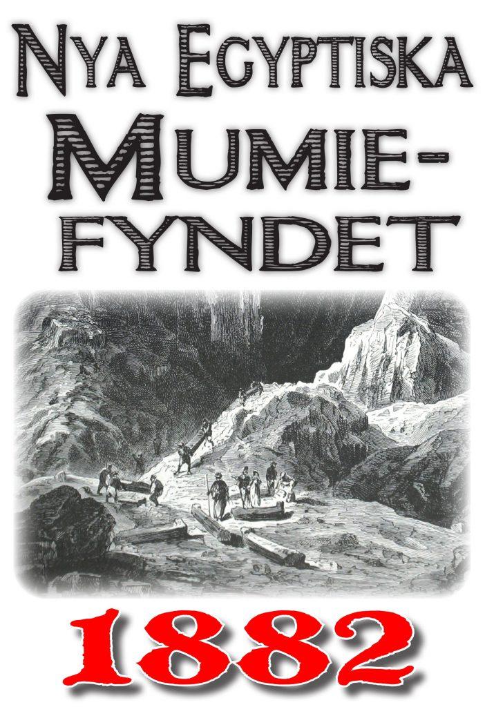 Book Cover: Fyndet av nya mumier i Egypten
