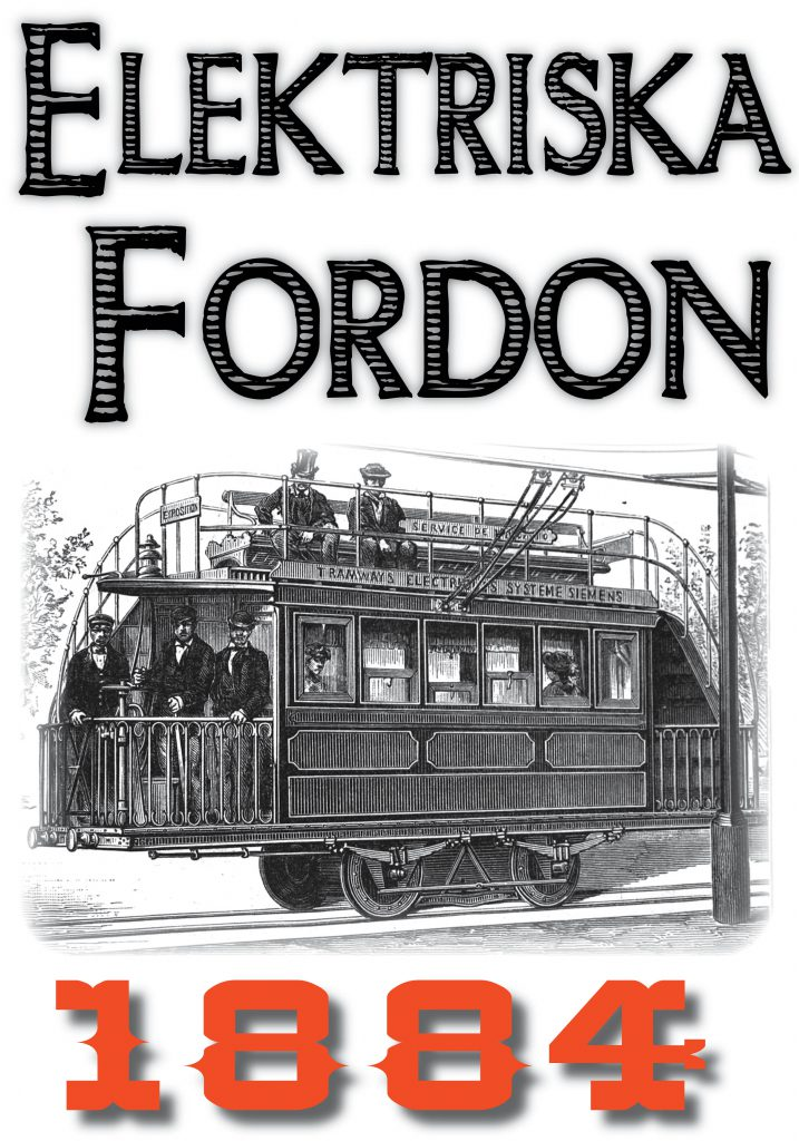 Book Cover: Elektriska fordon