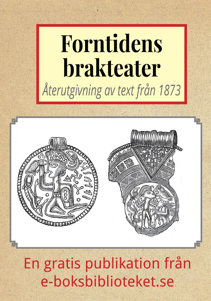 Book Cover: Forntidens brakteater
