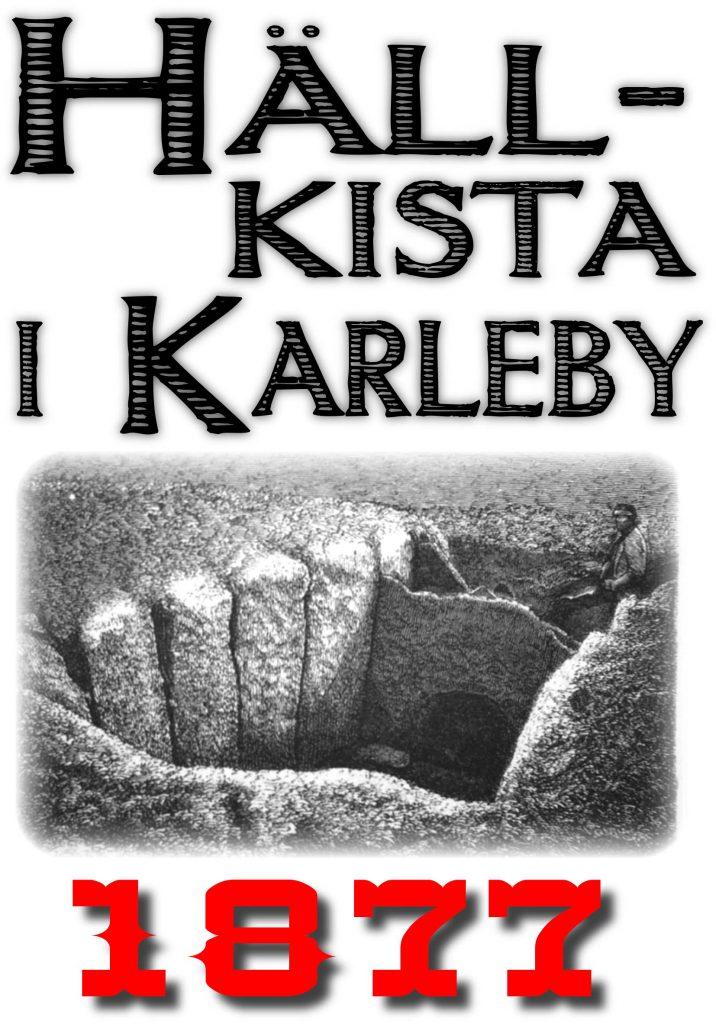 Book Cover: Hällkista i Karleby