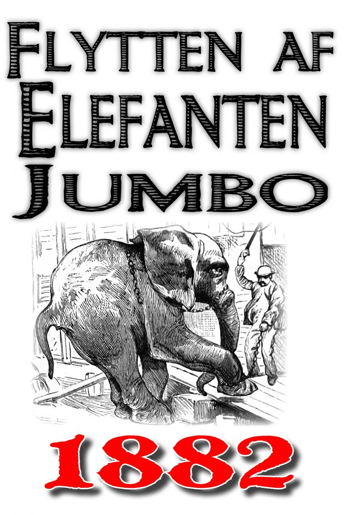 Book Cover: Flytten av jätte-elefanten Jumbo