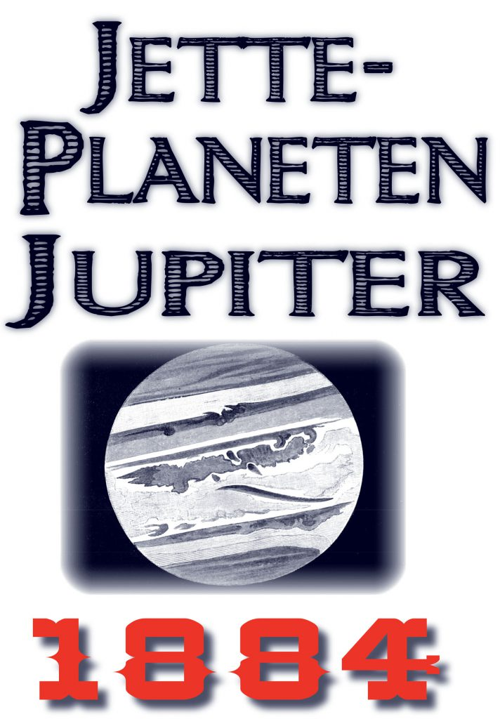 Book Cover: Jätteplaneten Jupiter