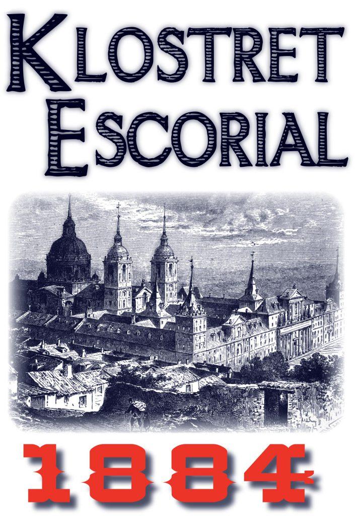 Book Cover: Skildring av klostret Escorial år 1884