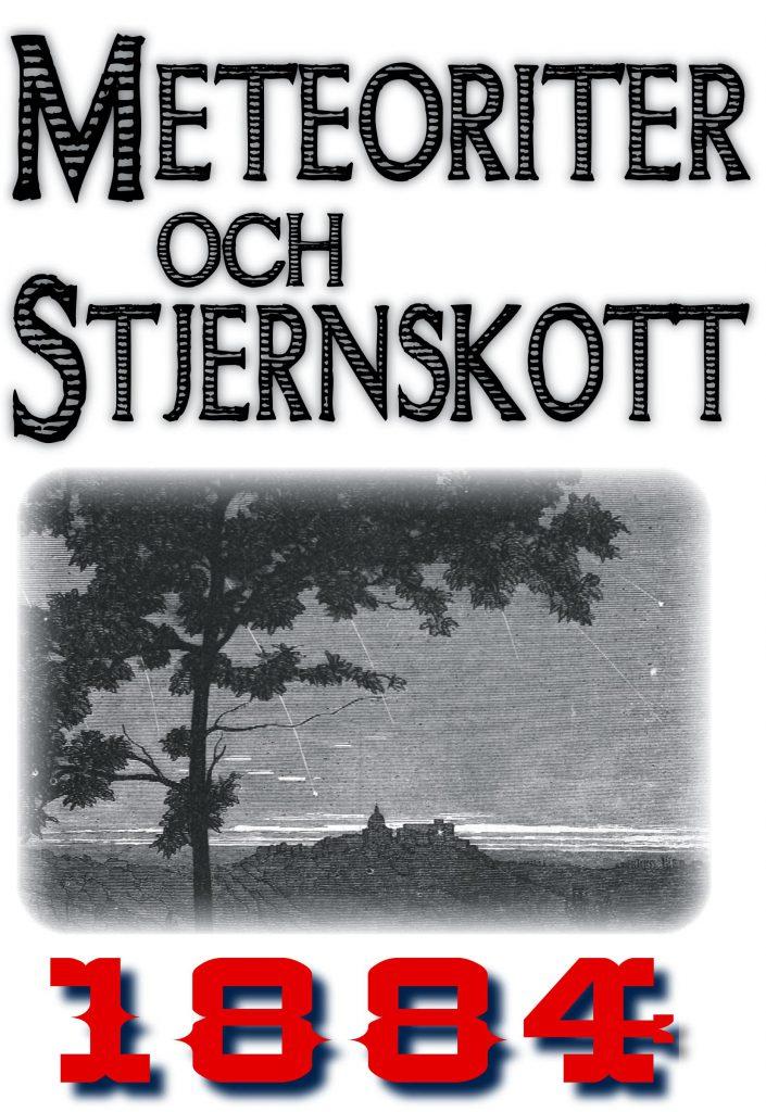 Book Cover: Stjernskott och meteoritfall