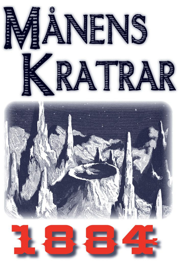 Book Cover: Månens kratrar