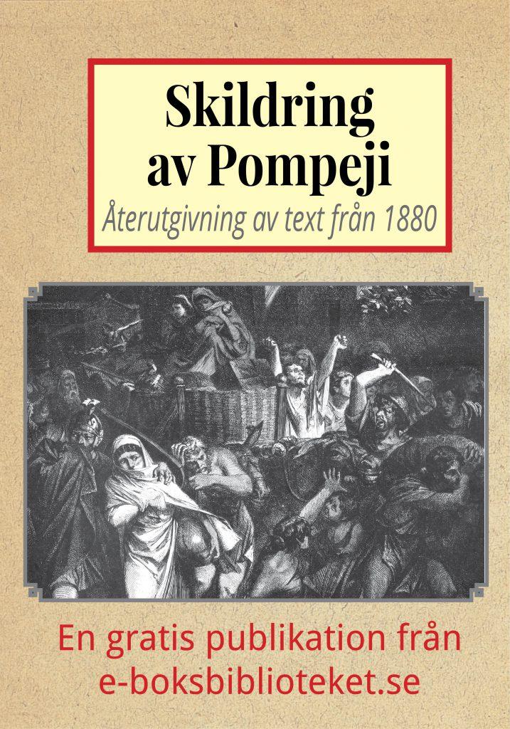 Book Cover: Skildring av Pompeji
