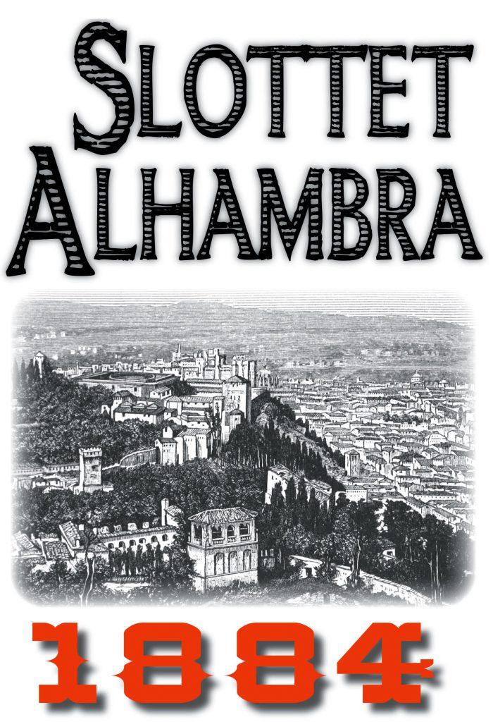 Book Cover: Skildring av slottet Alhambra år 1884