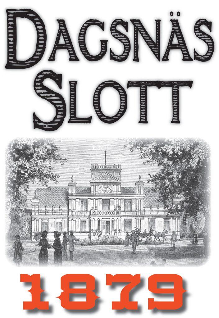 Book Cover: Skildring av Dagsnäs slott år 1879