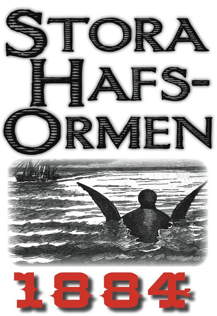 Book Cover: Jättelika havsormar