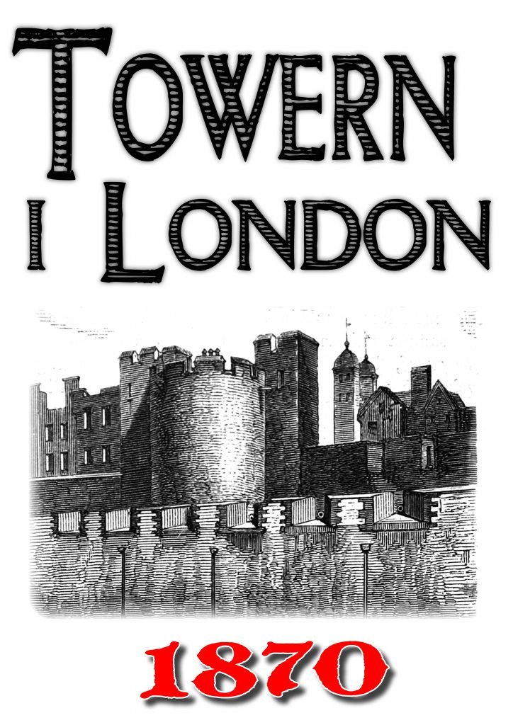 Book Cover: Skildring av Towern i London