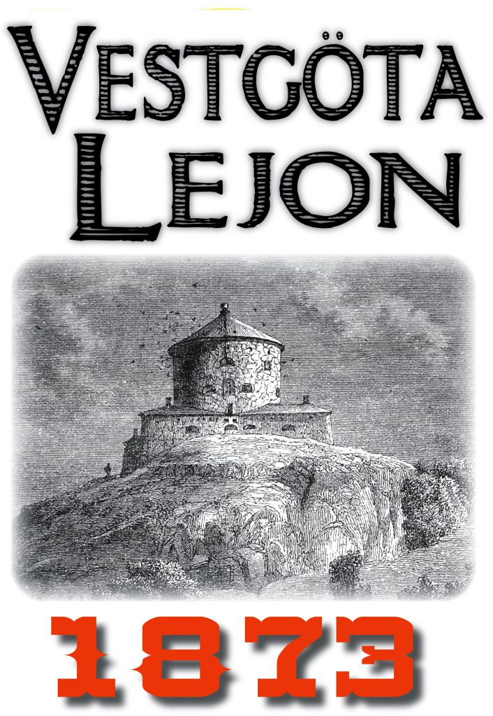 Book Cover: Skildring av Vestgöta Lejon år 1873