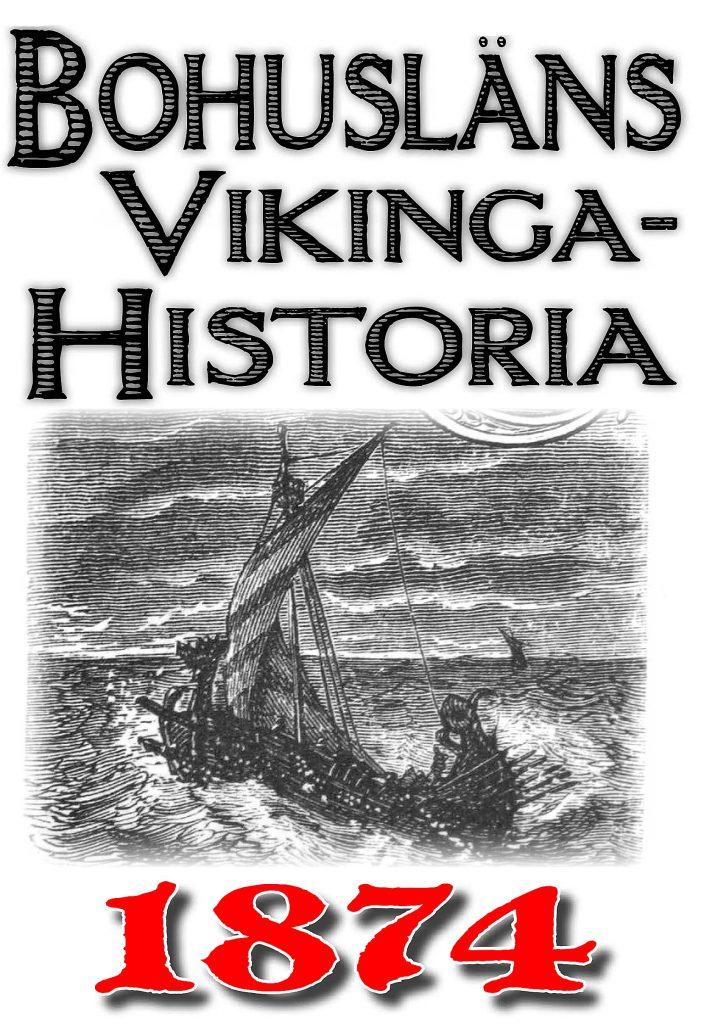 Book Cover: Bohusläns vikingar