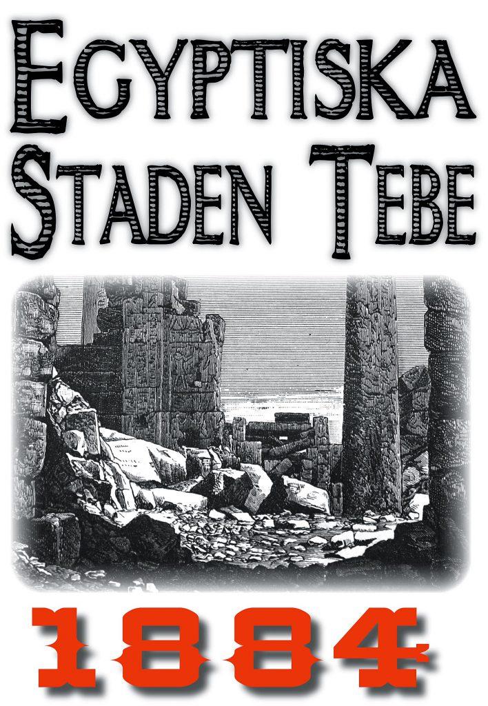 Book Cover: Skildring av egyptiska staden Tebe