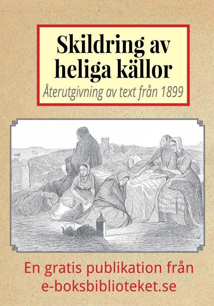 Book Cover: Heliga källor