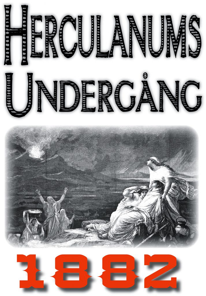 Book Cover: Herculaneums undergång