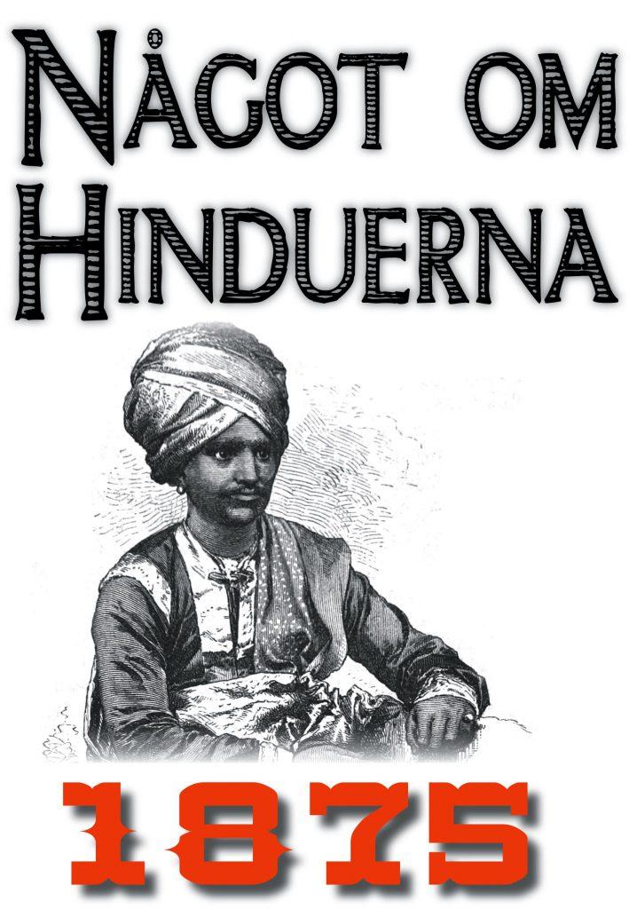 Book Cover: Skildring av hinduerna