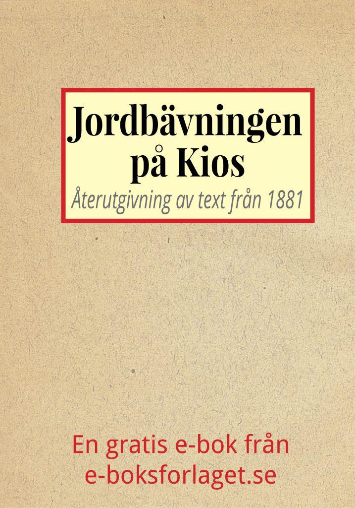 Book Cover: Jordbävningen på Kios