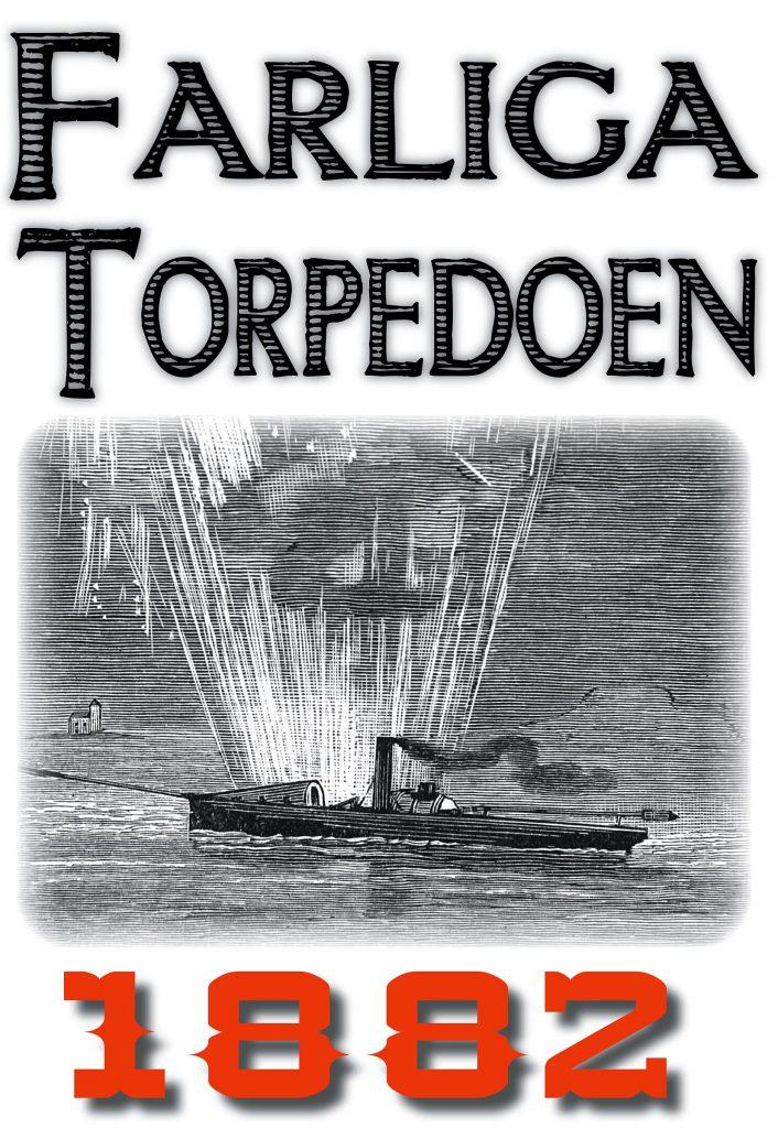 Book Cover: Uppfinningen torpeden