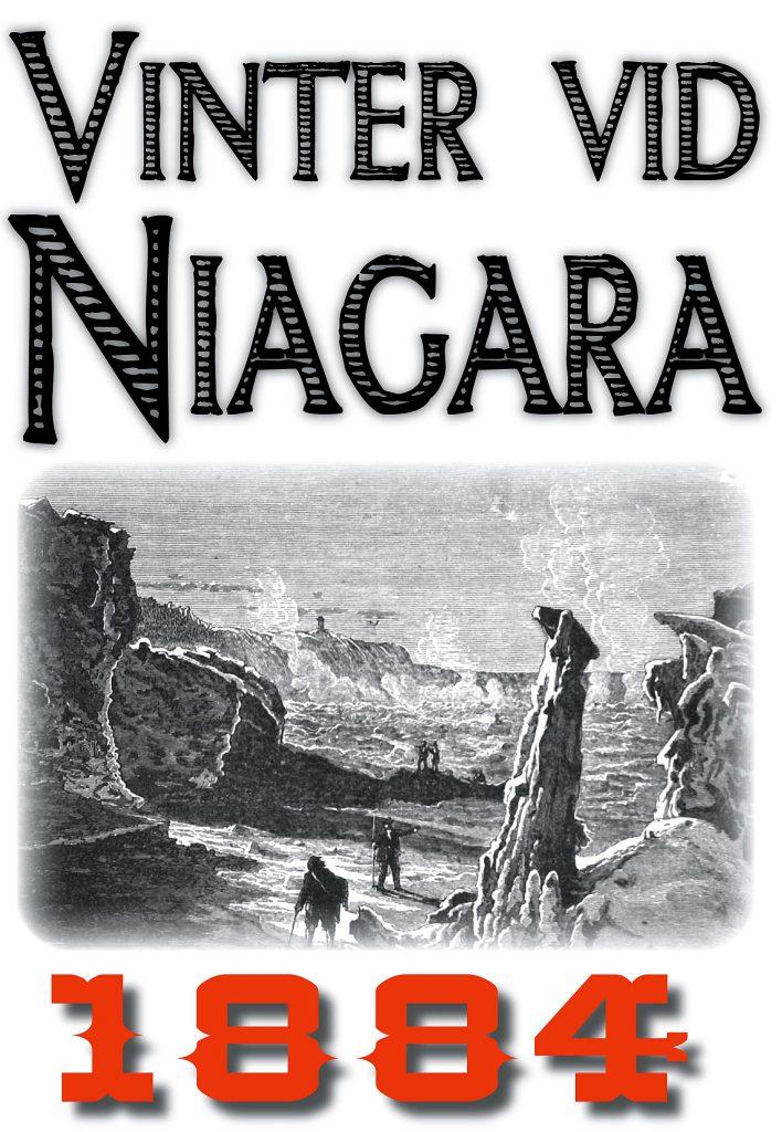 Book Cover: En vinterresa till Niagarafallet år 1884