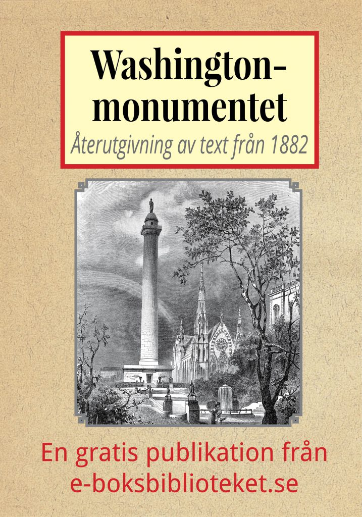 Book Cover: Washington-monumentet i Baltimore