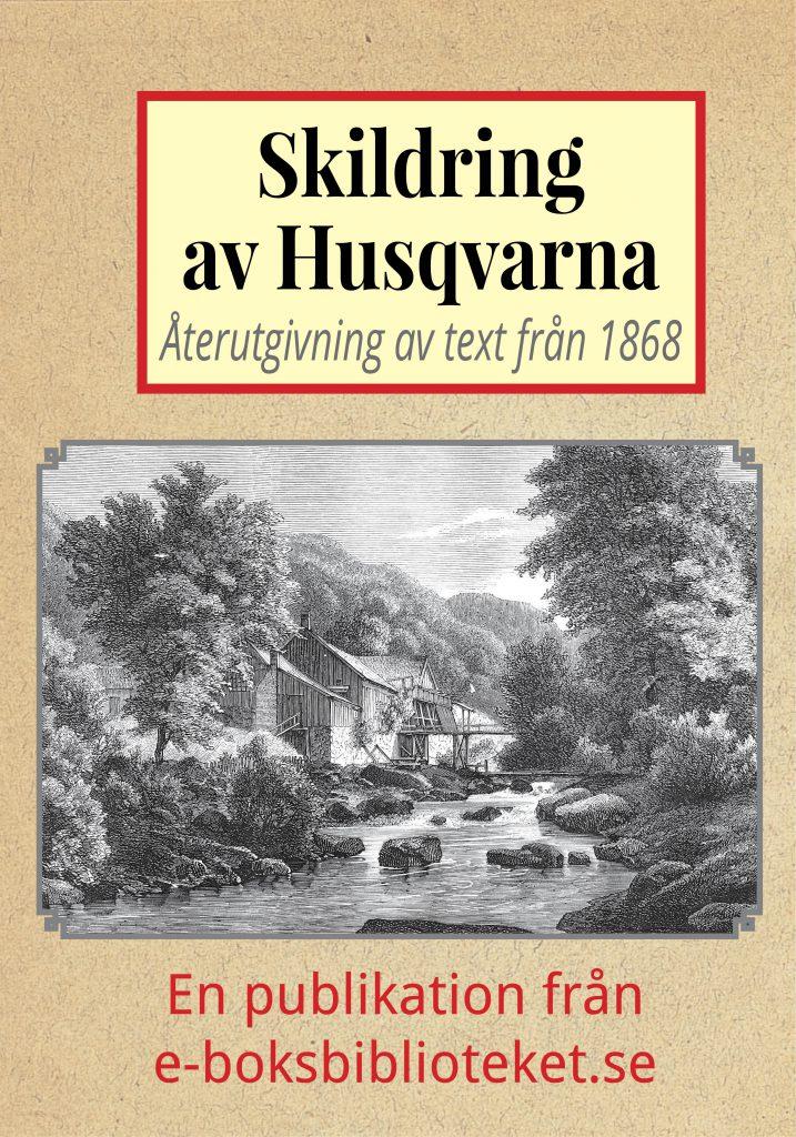Book Cover: Husqvarna gevärsfaktori