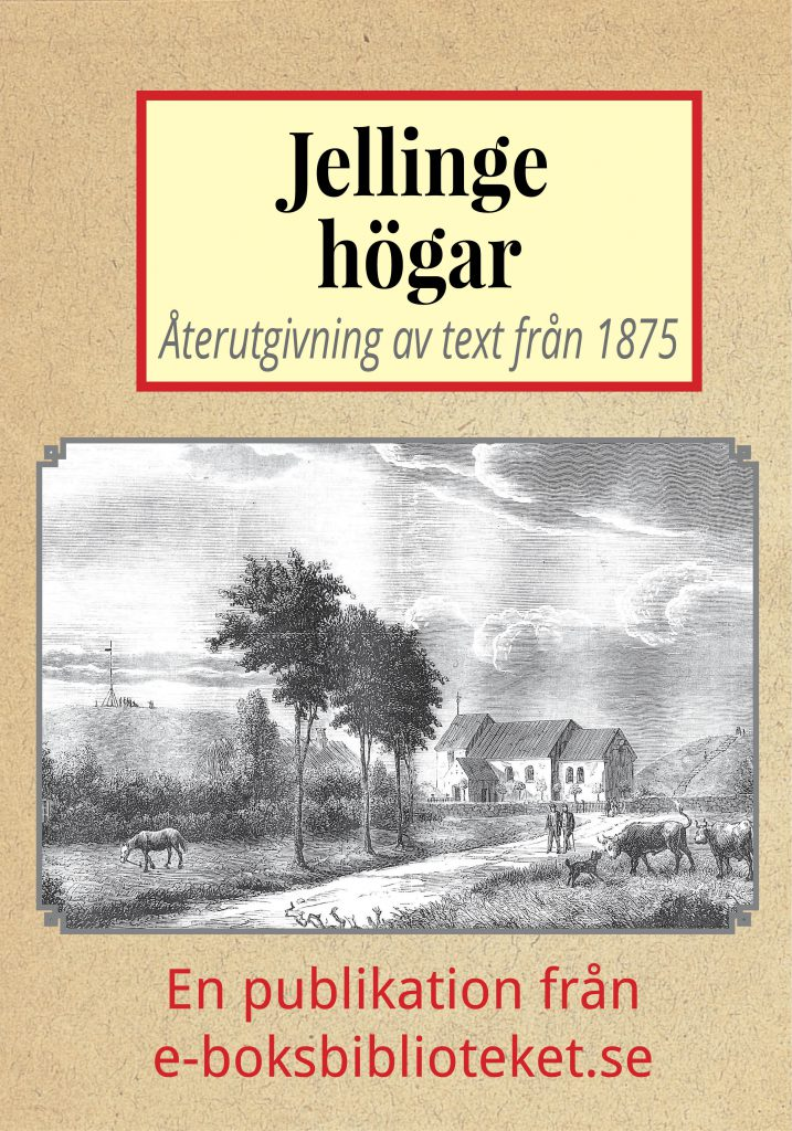 Book Cover: Jellinge högar