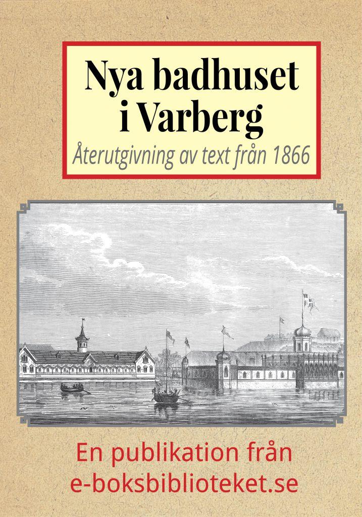 Book Cover: Nya badhuset i Varberg