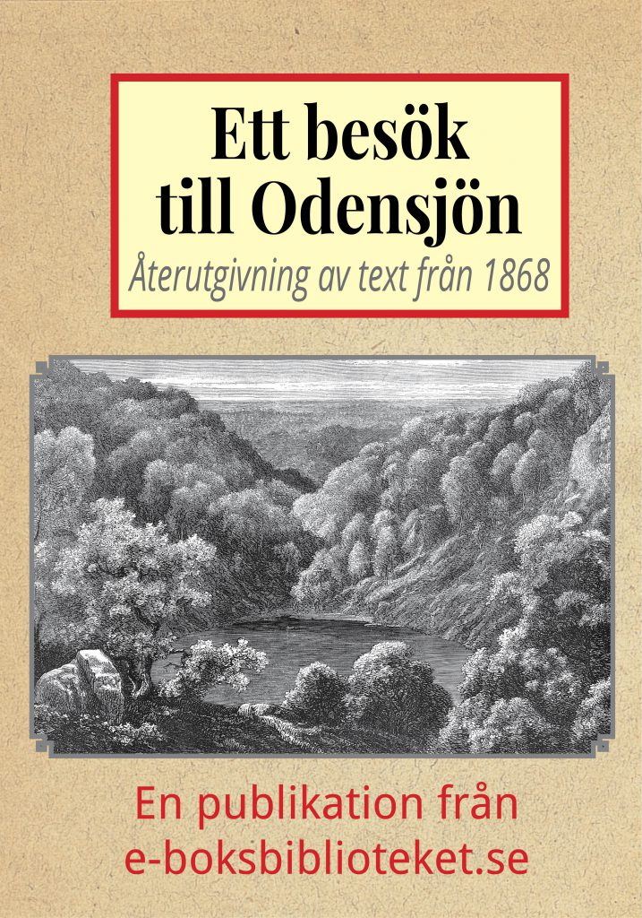 Book Cover: Ett besök till Odensjön