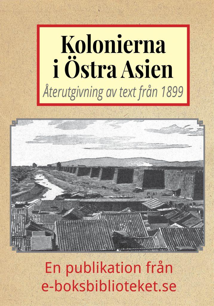 Book Cover: Kolonier i östra Asien
