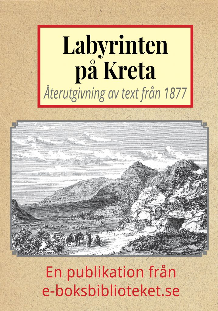 Book Cover: Labyrinten på Kreta