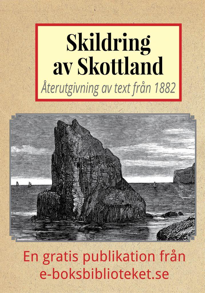 Book Cover: Skildring av Skottland