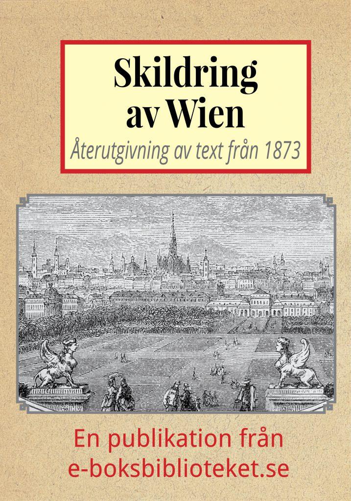 Book Cover: Skildring av Wien