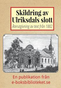 Book Cover: Skildring av Ulriksdals slott