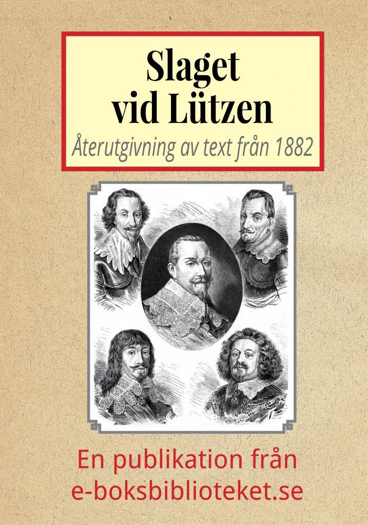 Book Cover: Slaget vid Lützen
