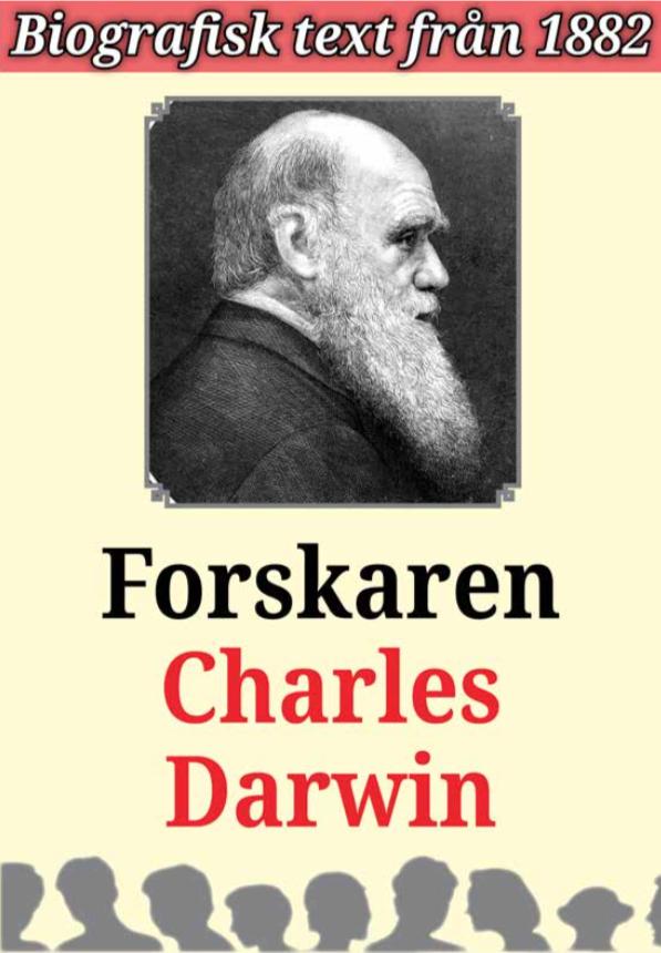 Book Cover: Biografi – Forskaren Charles Darwin