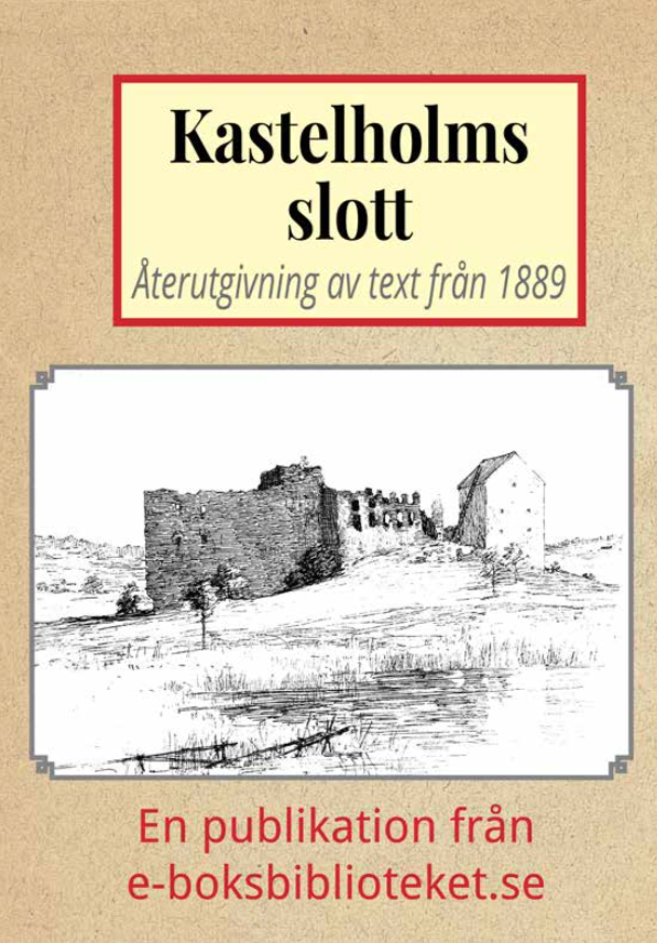 Book Cover: Kastelholms slott