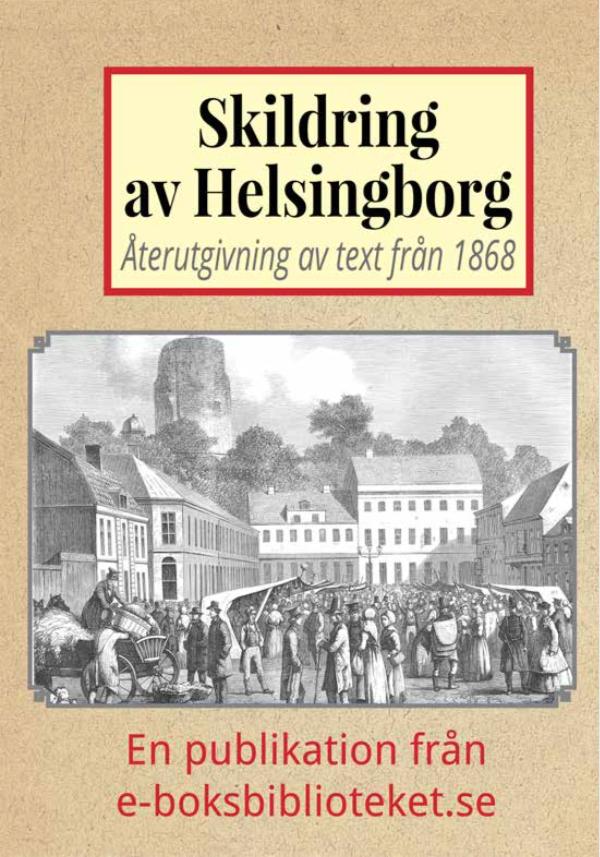 Book Cover: Skildring av Helsingborg