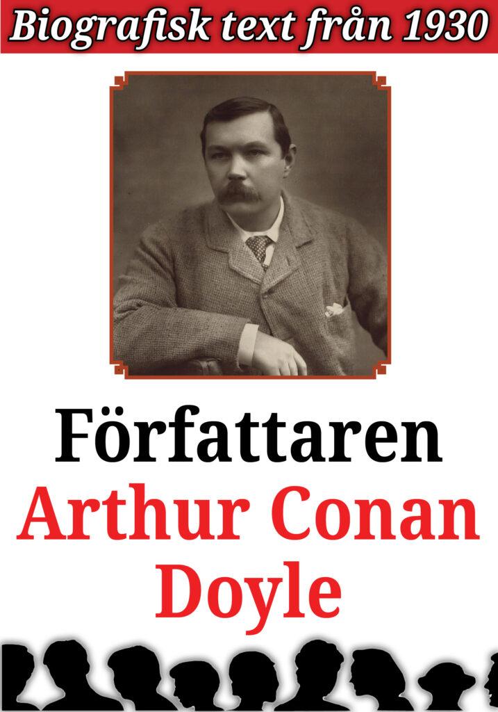 Book Cover: Biografi: Deckarförfattaren Arthur Conan Doyle