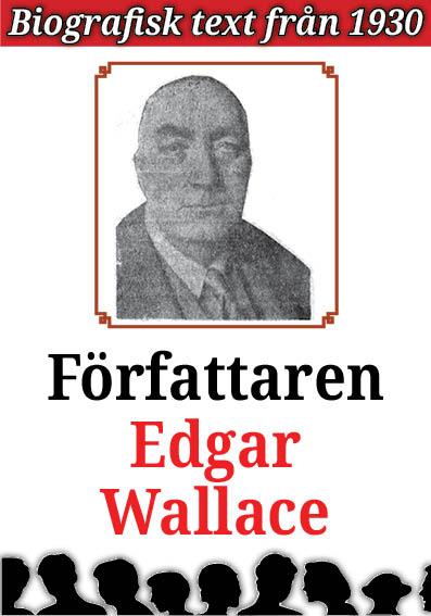 Book Cover: Biografi: Författaren George Walla