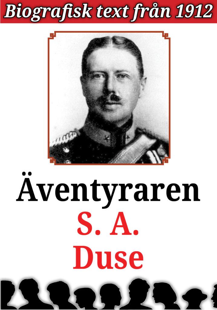 Book Cover: Biografi: Äventyraren S. A. Dus