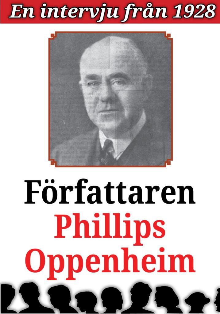 Book Cover: Biografi: Författaren Phillips Oppenheim