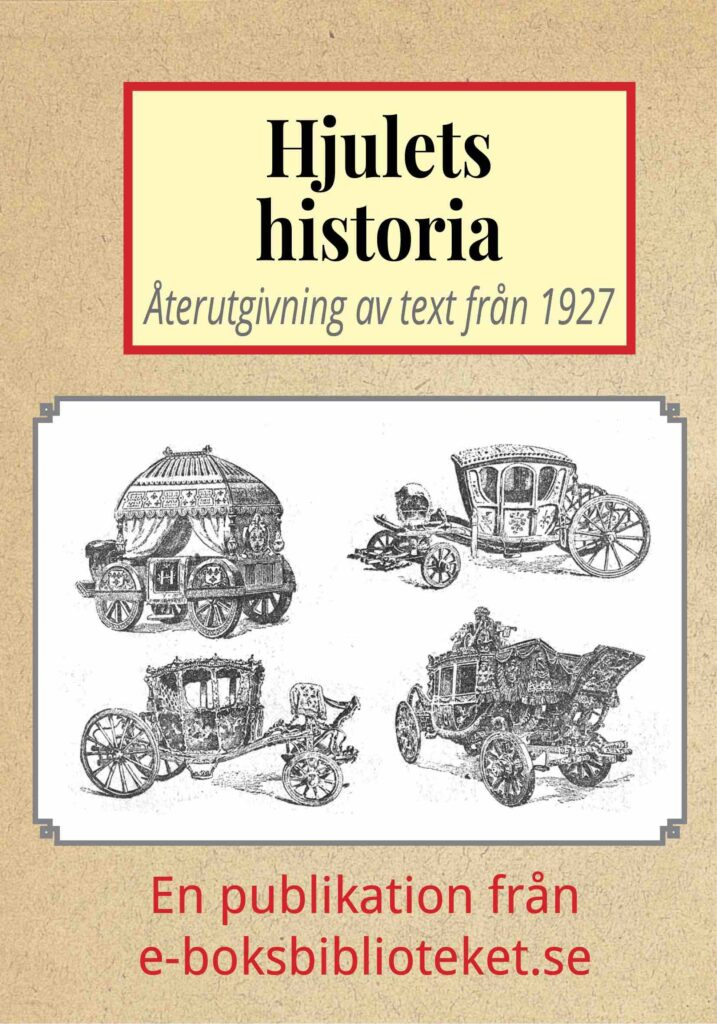 Book Cover: Hjulets historia