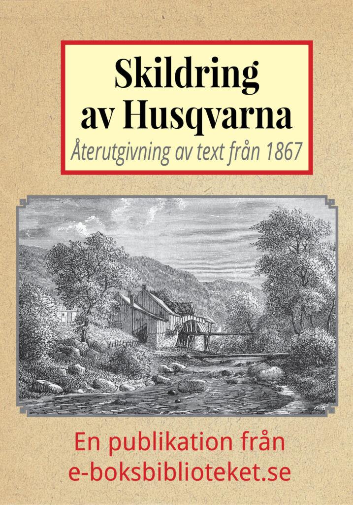 Book Cover: Skildring av Husqvarna