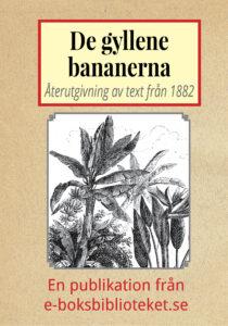 Book Cover: Den gyllene bananen