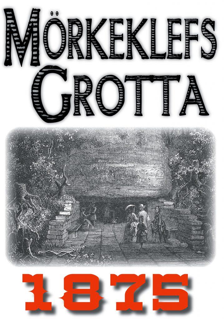 Book Cover: Ett besök till Mörkeklefs grotta år 1875