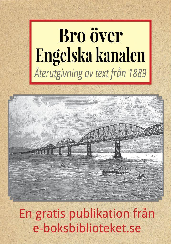 Book Cover: Bro över Engelska kanalen